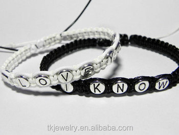 Clic Design S Love Bracelet With I You Know Long Distance Relationship Gift