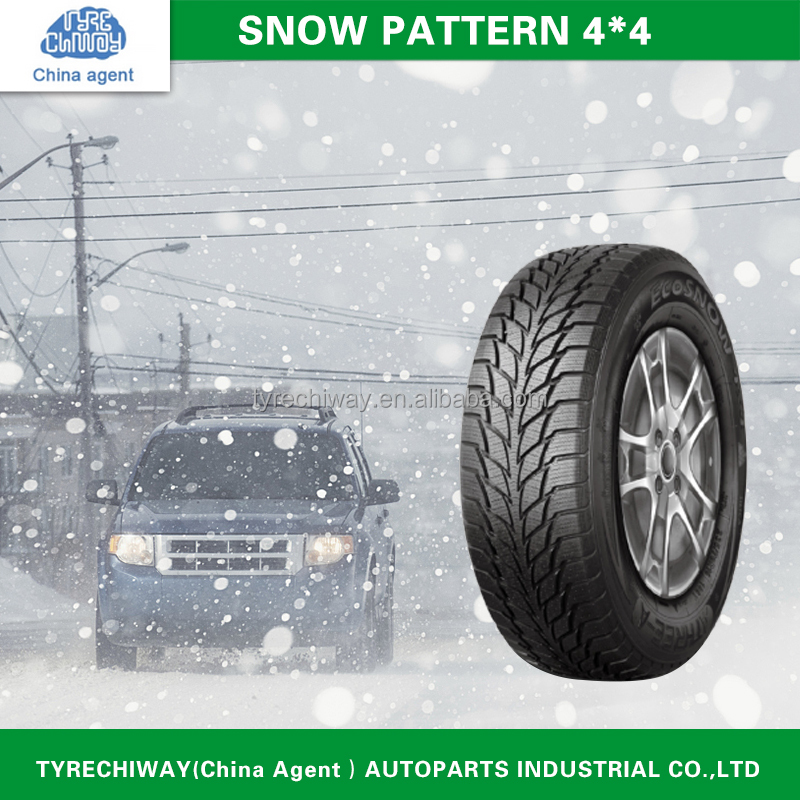 Top 10 brand passenger pcr winter tires 225/55R16 with high performance