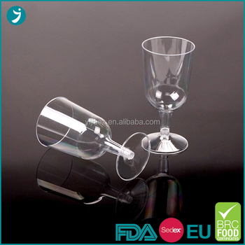 719a15fdc38 Professional Factory Disposable Plastic Wine Glasses Cheap For Sale ...