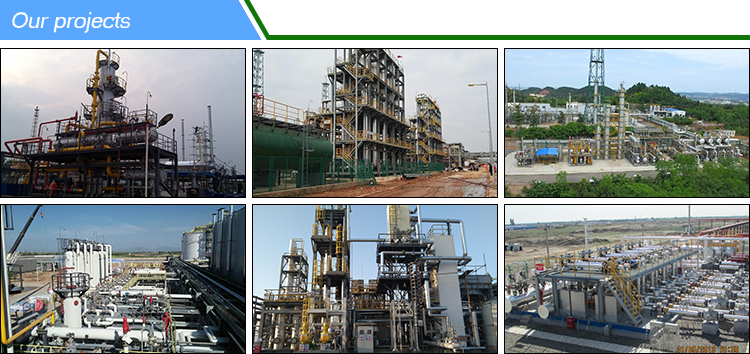 LNG plant skid LNG plant LNG plant voor verkoop