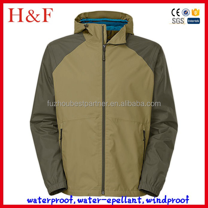 Outdoor waterproof jacket no brand function jacket