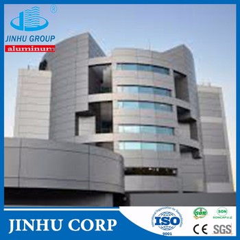 Decorative Exterior Metal Wall Panels/aluminum Faced Composite Panel