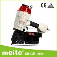 meite cn100b coil nailer pneumatic Nail gun nail air nailer length 65~100mm Made in China