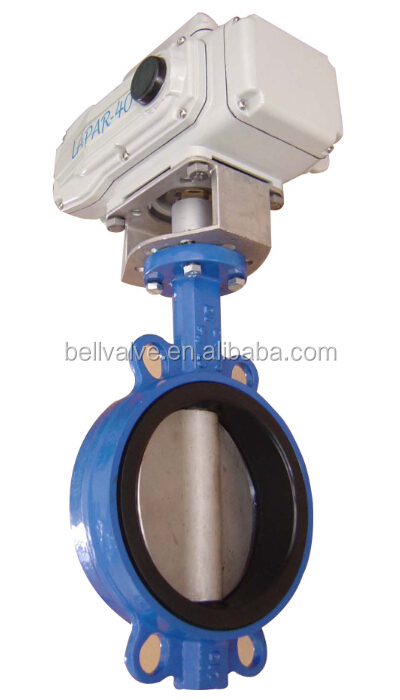 Motorized Butterfly Valves With Electric Actuator Buy