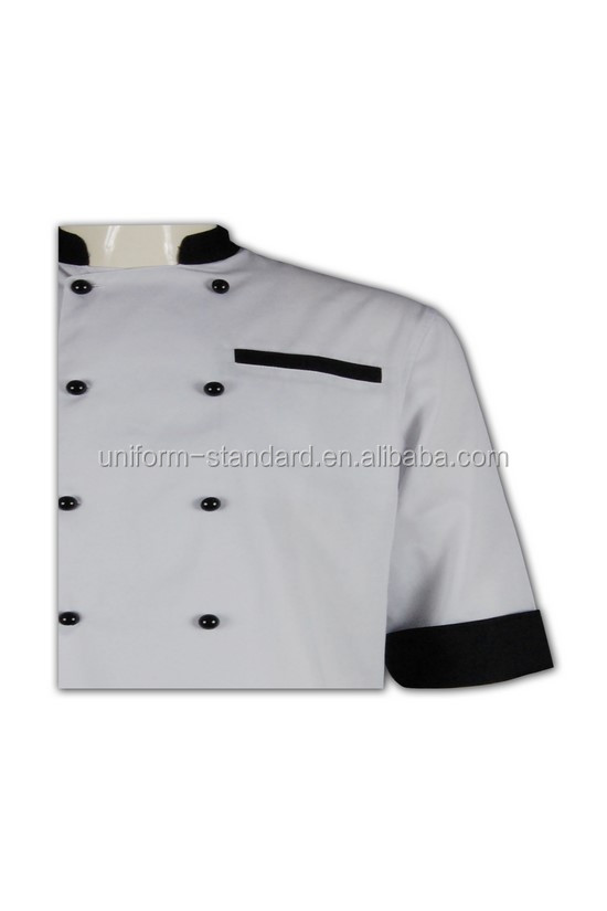 Basic Fit Chef Coat Plastic Buttons 100% Premium Cotton Twill Cheap Cool  Chef Clothes - Buy Cool Chef Clothes,Cotton Cool Chef Clothes,Cheap Cool  Chef