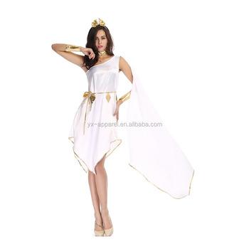 Vestidos de mujeres griegas