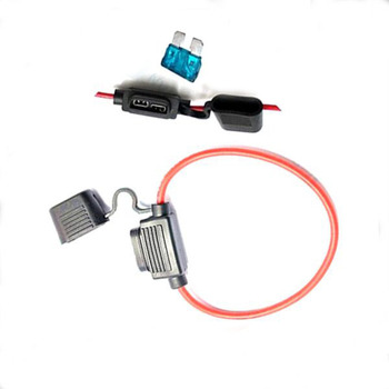 Kunststoff Sicherungshalter Für Elektro-auto-kabel Mini-sicherung ...