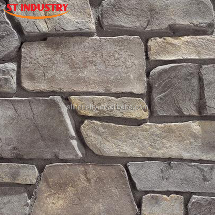 Decorative Interior Stone Veneer : Exterior and interior wall decorative siding faux stone