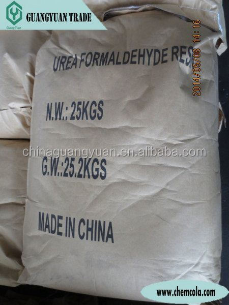 white color urea formaldehyde resin powder for tableware