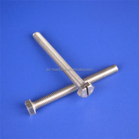 Alibaba Stainless Steel Furniture Connecting Screws For Nissan Parts