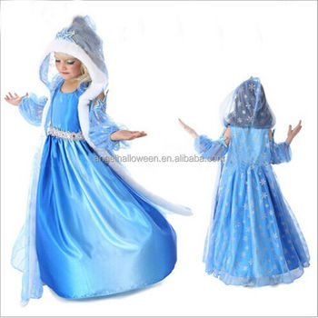 frozen elsa dresses fever costumes elsa princess dresses ice queen frozen elsa dress wholesale fc056