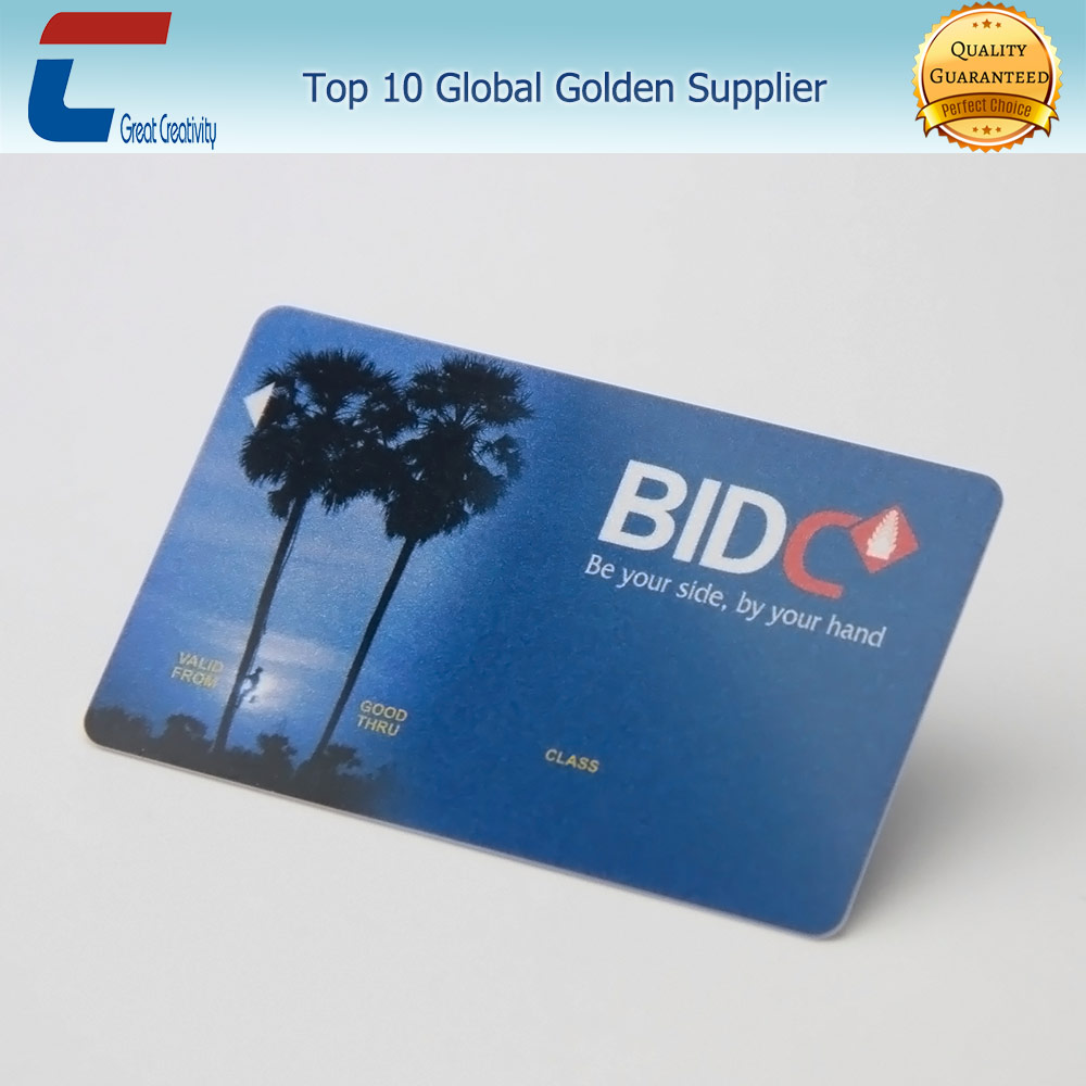 for hot sale Ic Pay Smart Card