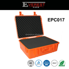 Plastic shockproof flight case