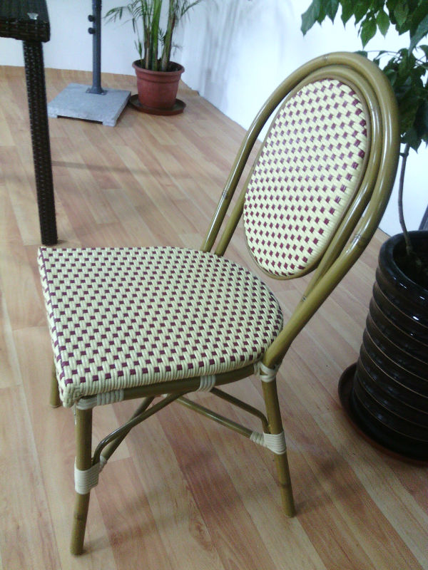 outdoor furniture bamboo like chair TG34