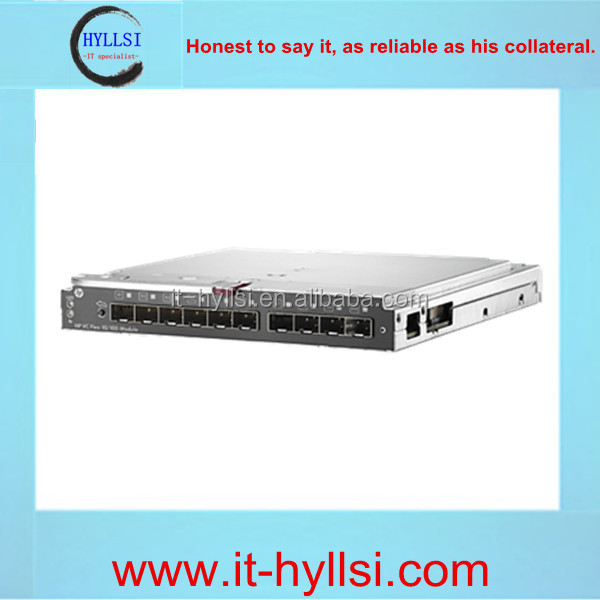 638526-B21 Virtual Connect Flex-10/10D Module for c-Class BladeSystem