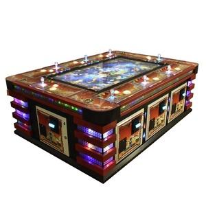 Sweepstakes 8p fish game table gambling casino gambling game make money  machine