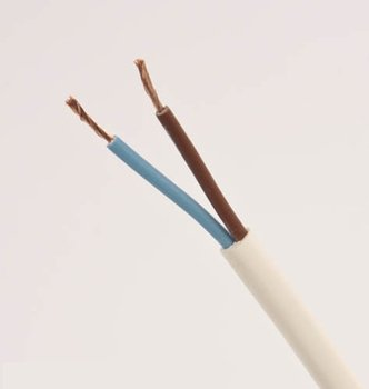 Pvc Flexible Cable 2 Core 0.5 Mm