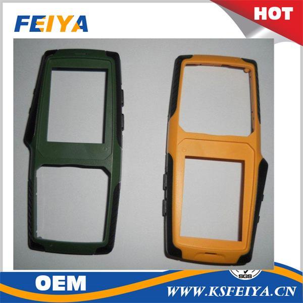 Precision Oem Double Color Injection Plastic Mobile Phone Case ...
