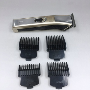 Mini electric beard trimmer cordless rechargeable hair clipper