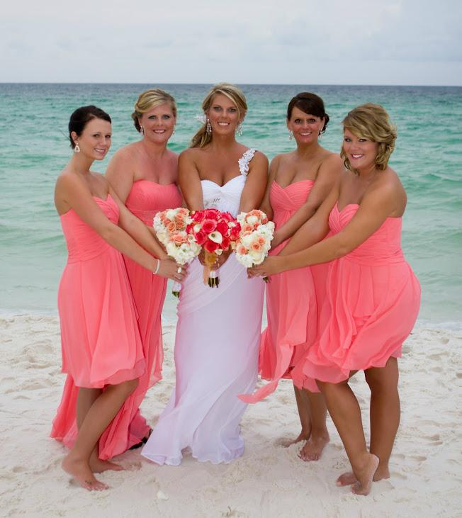 Beach Bridesmaid Dresses Yuman Dakren