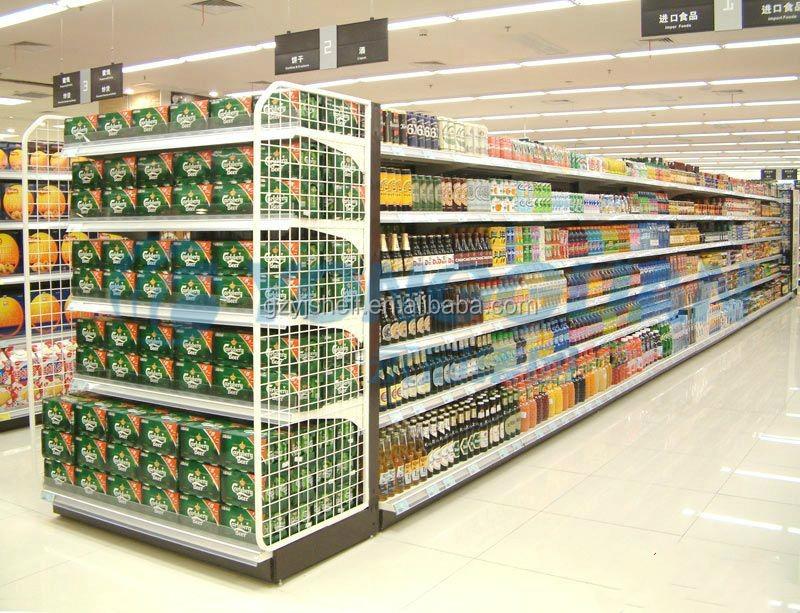 Professional China Manufacturer Five Layers Supermarket