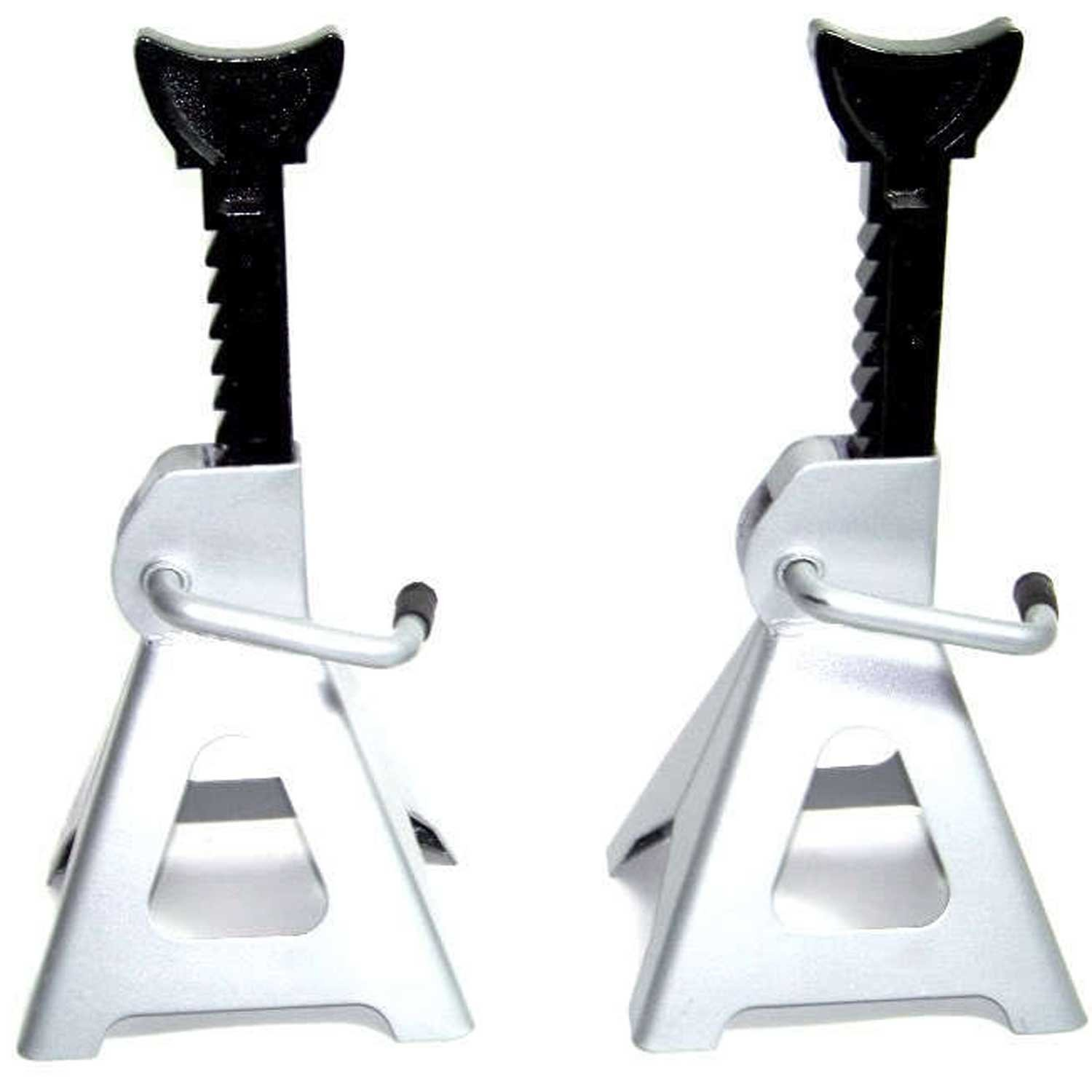 Pack of 2 Allstar Performance ALL10124 3-Ton Ratchet Jack Stand,