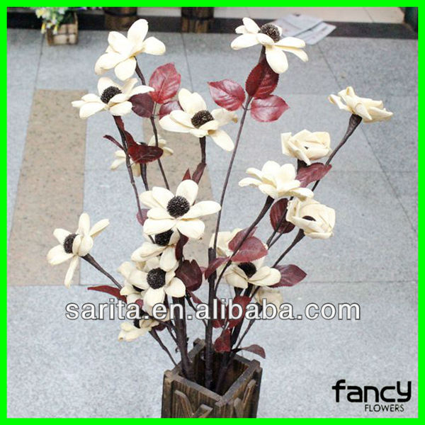 factory direct sale high quality dried flowers for christmas arrangements
