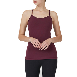 Women sexy crop tops Spaghetti Strap Cotton feel female Tank tops Womens Supersoft Camisole Stretch Casual vest