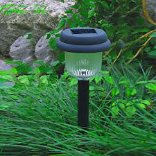 Solar Powered Led Garden