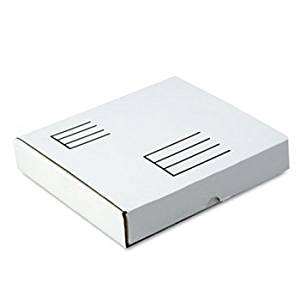 """Ring Binder Mailer/Shipping Boxes, 12l X 10 1/2""""d X 2 1/8""""h"""