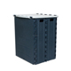 Outdoor collapsible kids storage box chair,foldable plastic storage box
