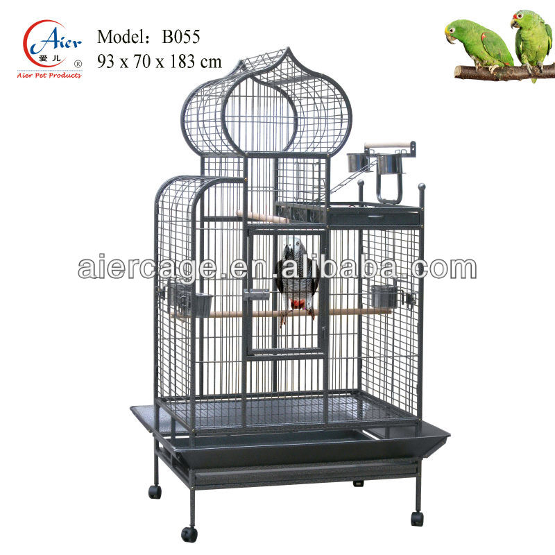Factory wholesale pet crate hq bird cage