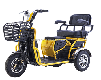 mini electric scooter adult electric 3 wheel tricycle e. Black Bedroom Furniture Sets. Home Design Ideas