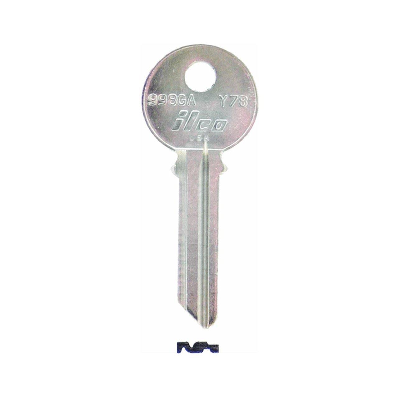 Cheap Ilco Blank Keys, find Ilco Blank Keys deals on line at