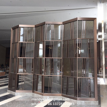 Wholesale Price Stainless Steel Commercial Room Divider Metal Mesh
