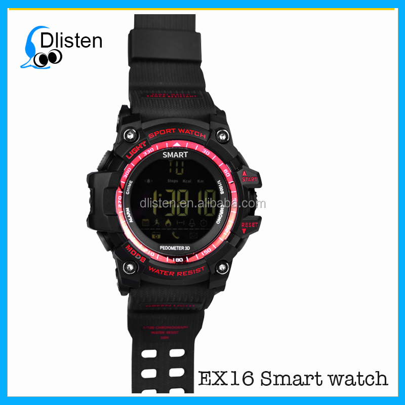 Wholesale cheap sport waterproof XWATCH EX16 smart watch for swimming and running