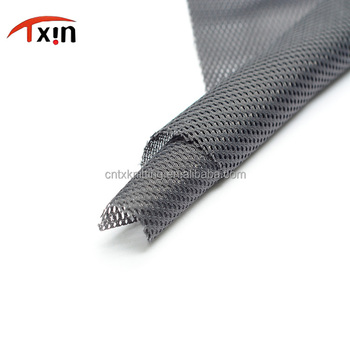 polyester Tear Resistant mesh fabric for mattress,manufacture stretch bag fabric