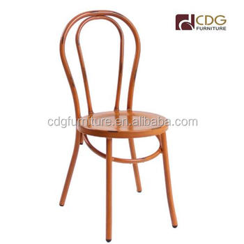 High Quality Thonet Furniture Vintage Aluminum Chairs
