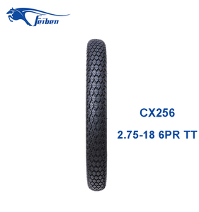 High Quality Motorcycle Tire Two Wheeler Tyres 2..75-18
