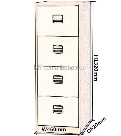 Cheap Chinese Furniture Shops 4 Tiers Steel Drawer Cabinet Steel ...