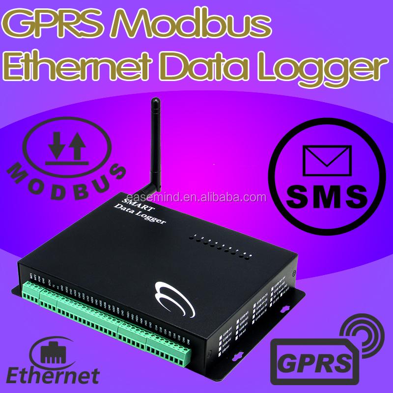 Wholesale GPRS Modbus Ethernet Data Logger humidity probe rs485 ...