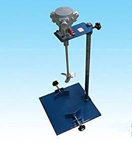 Uuni-WT® EA230 Manual Lifting Pneumatic Paint Mixer Stainless Steel Mixer Blade Ink Mixer Machine