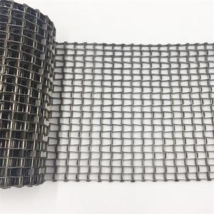 hot sale ! stainless steel wire mesh honeycomb belt