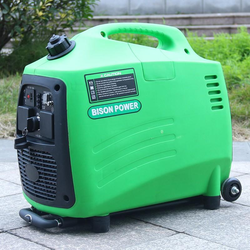 Bison 2kw 3kw 2kva 3kva Portable Gasoline Inverter