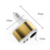 Golden supplier 2 port electric 2in1 gps tracker car charger with cigarette lighter led light