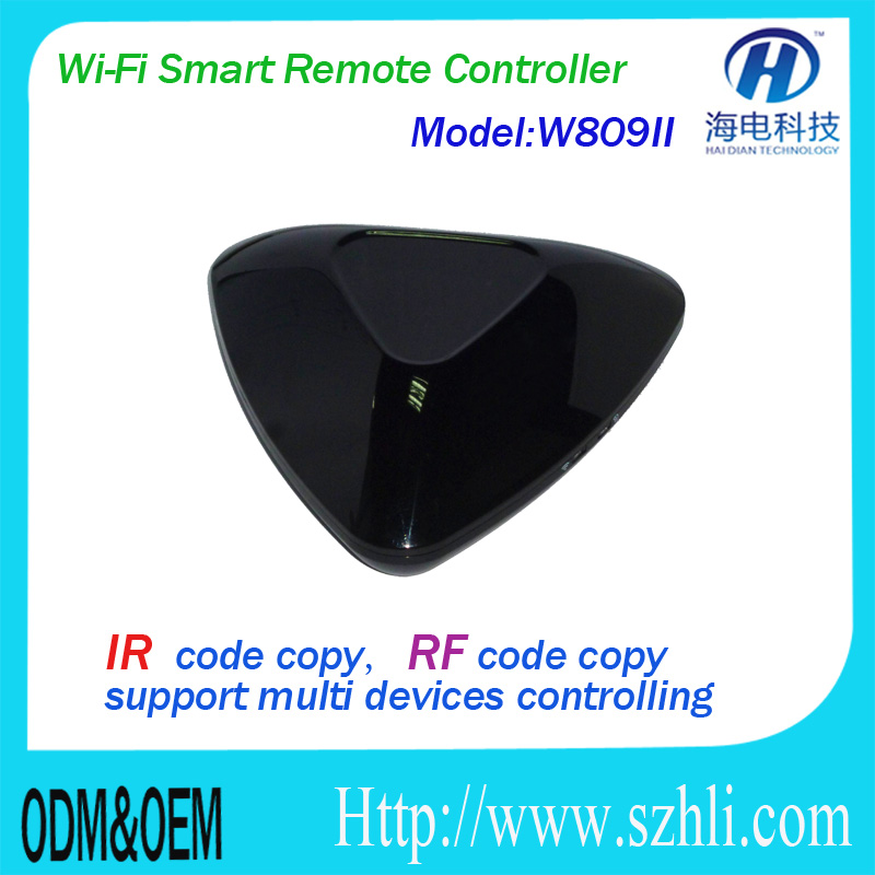 Smart Wifi connected remote control for curtain control system of China supplier