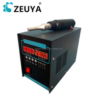 ZEUYA Best Price portable ultrasonic welder for spot welding fabric China Manufacturer 600-1200W