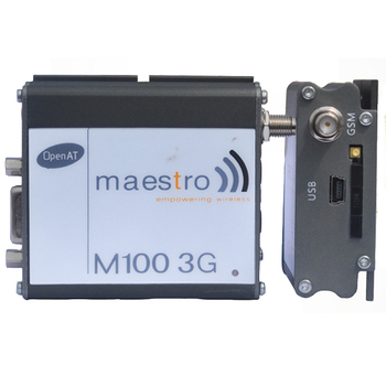 Factory High Quality Gsm Data Receiver Atm Send And Receive Sms Mms Info  Maestro M100 3g Modem - Buy Gsm Data Receiver Atm,Gsm Data Receiver,Maestro