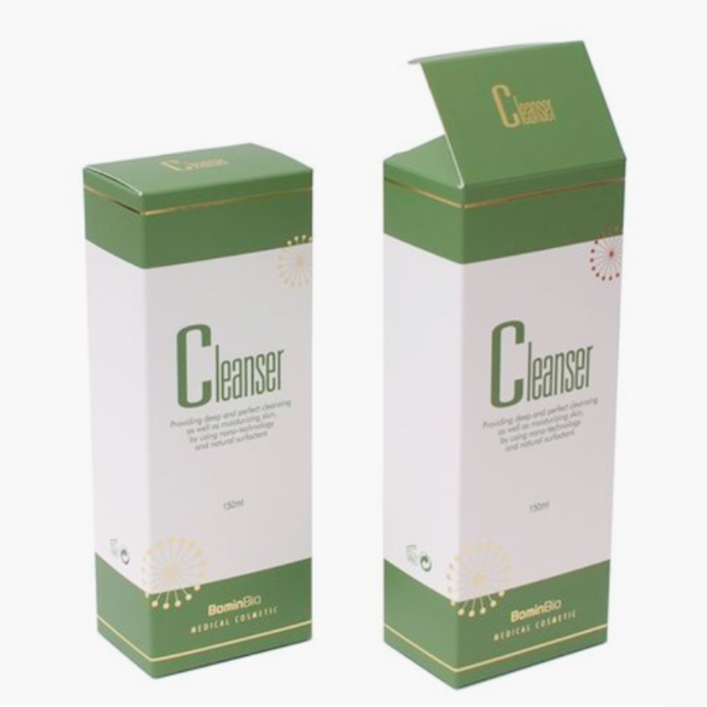 Top grade OEM custom size recycled foldable paper packaging box