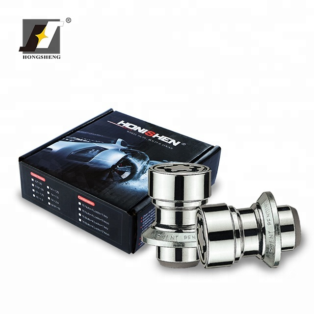 42.5 lange auto anti diefstal wheel lock